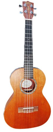 Solid Top Ukes