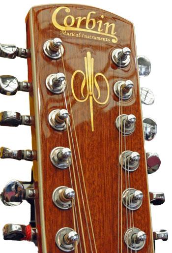 Corbin CVG 12 String Models